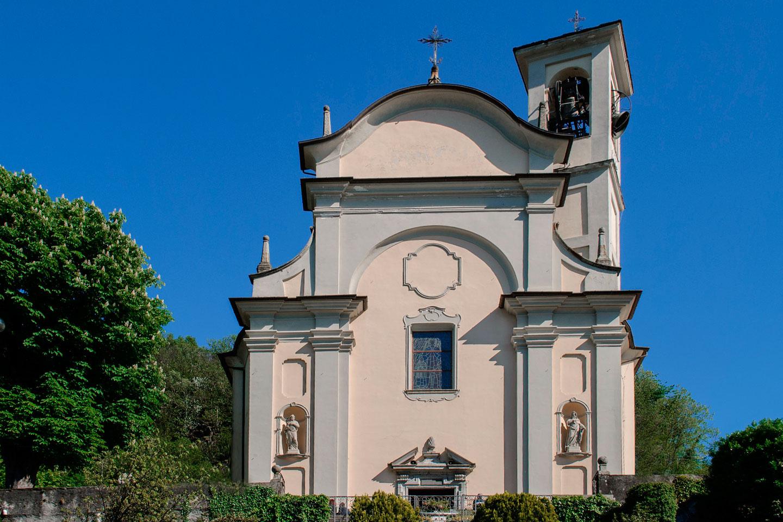 Santuario di Lezzeno