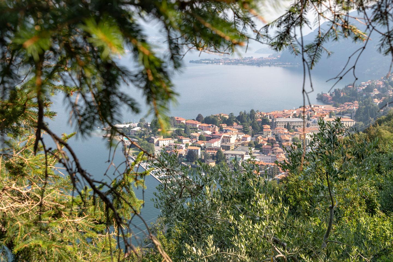 sponda orientale del Lago di Como